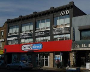 670 Bloor Street West